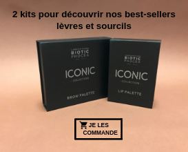 ICONIC Collection pigments maquillage permanent lèvres et sourcils